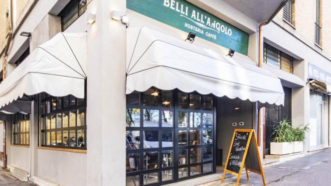 Entrata - Belli all'angolo Hosteria Caffè, Roma