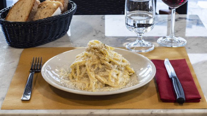 Sugerencia del chef - Belli all'angolo Hosteria Caffè, Roma
