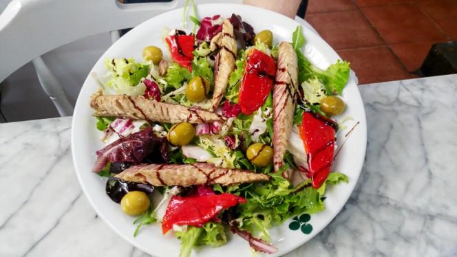 Sugerencia del chef - Taberna de Sants, Barcelona