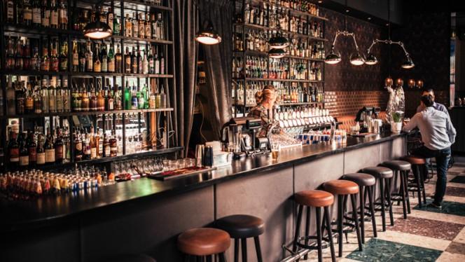 bar - Odyssea in Loco, Göteborg