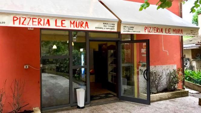 Entrata - Le Mura, Faenza
