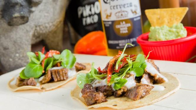 Sugerencia del chef - Pikio Taco, Barcelona