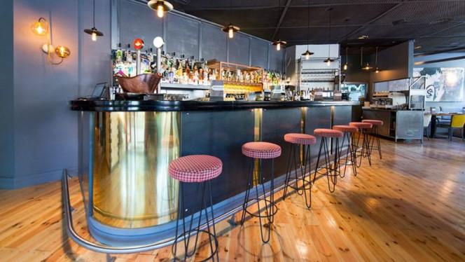 Bar - Sasha Boom, Madrid