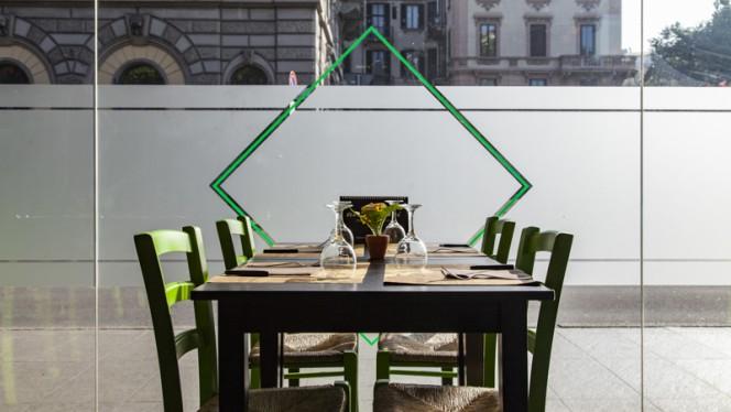 Interno - Ai Bastioni, Milano