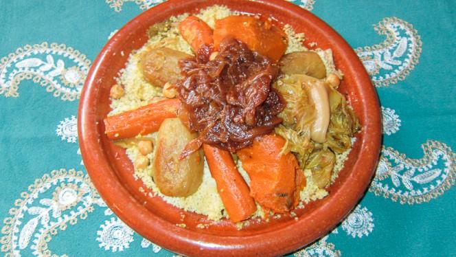 Cous Cous - Aladino, Madrid
