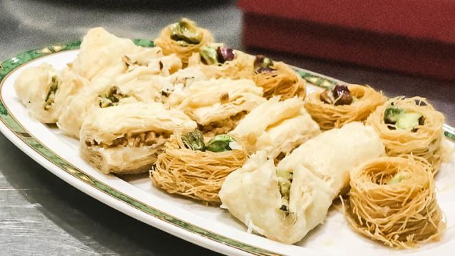 Sugerencia del chef - Aladino, Madrid