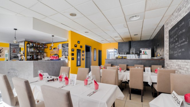 Salle du restaurant - L'immortelle By Le Pagnol, Marseille