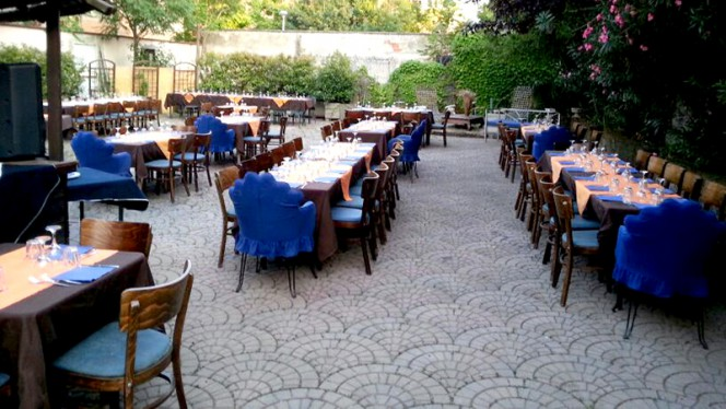 Terraza giardino - Cucù Chanel, Busto Arsizio