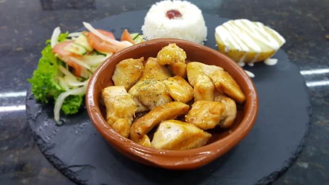 Sugerencia de plato - El Establo Parrilla, Valencia