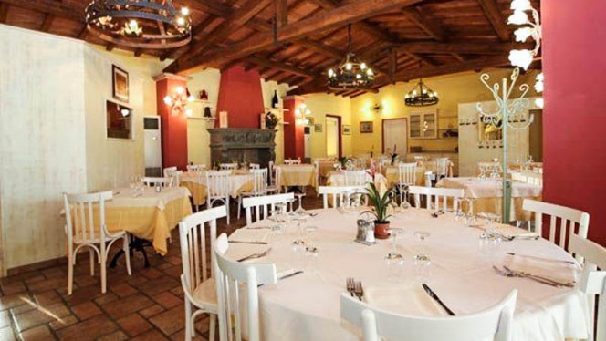 La sala - Al Girasole, Grosseto