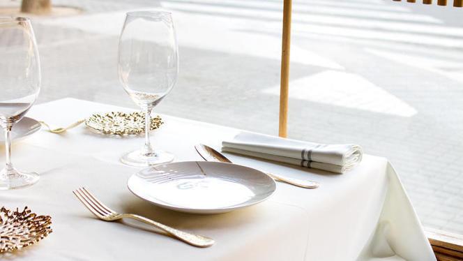 Detalle mesa - La Salita de Begoña Rodrigo, Valencia