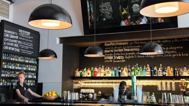 Sala do restaurante - Honorato – Sta. Marta, Lisboa