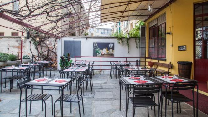 Sala - De Amicis, Turin