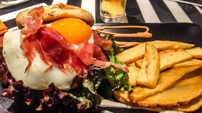 Sugestão do chef - Amorgueria Burguer & Bar, Cascais