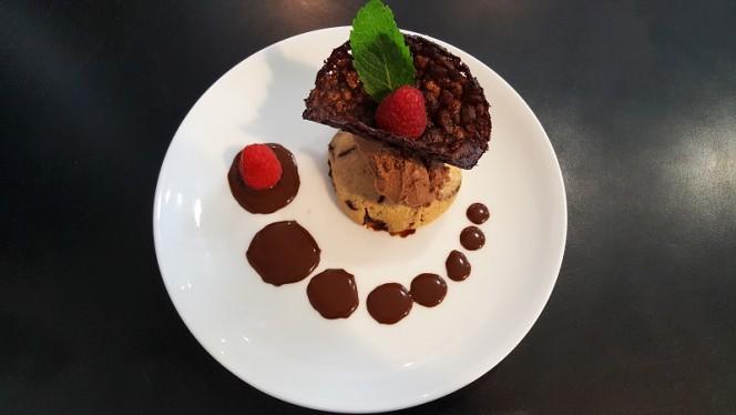 Dessert autour du chocolat - 136 Avenue, Lyon