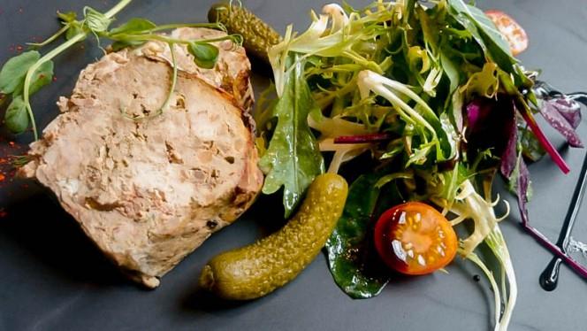 Suggestion de plat - La Consigne, Lille