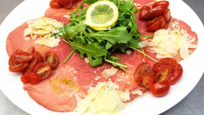 suggestion du chef - Osteria Da Bartolo, Bordeaux