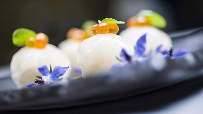 Suggestie van de chef - Nanbu, Amsterdam