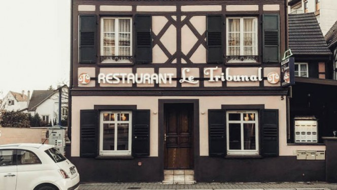 Façade - Le Tribunal, Schiltigheim