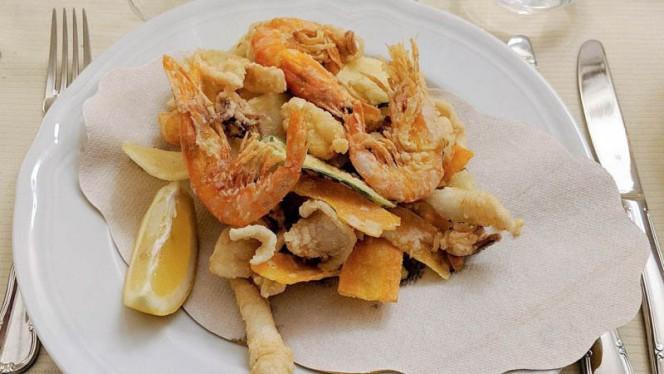 Frittura di pesce - Decò, Viareggio
