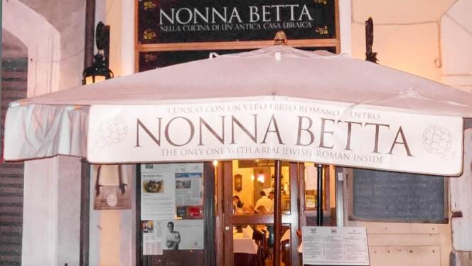 entrata - Nonna Betta, Rome