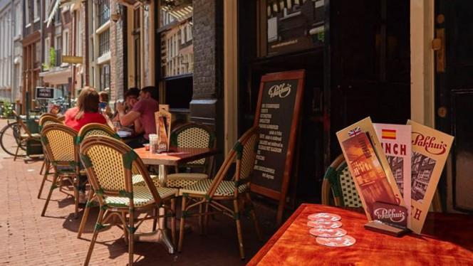 Het restaurant - Eetcafé 't Pakhuis, Amsterdam