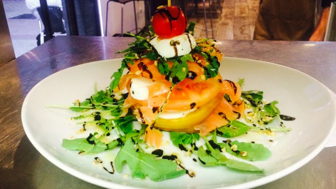 Sugerencia del chef - Ciao Amore, Madrid