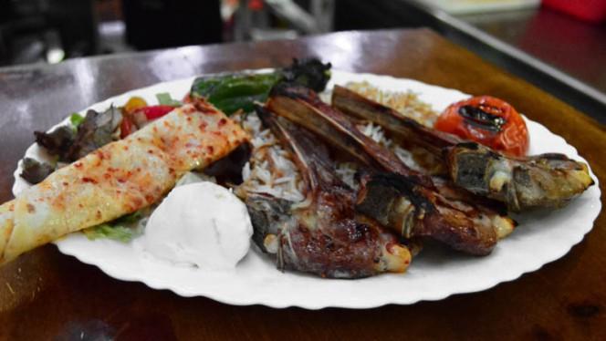 Sugerencia del chef - rey de istanbul tallers, Barcelona