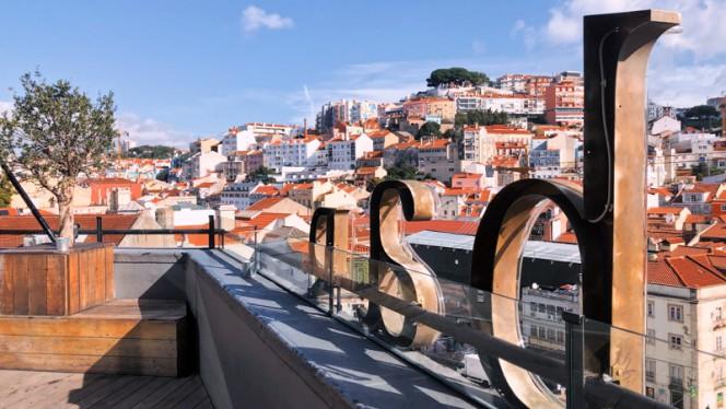 Vista Dia - Topo - Martim Moniz, Lisboa