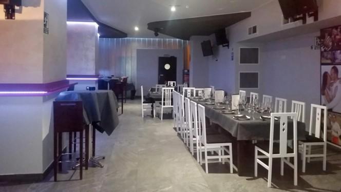 La sala - Disco Galeria,