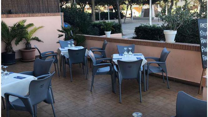 terraza - Un Posto al Sole, Valencia