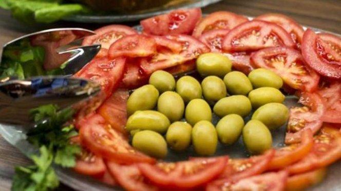 ricca insalata - Pandeiro, Milan
