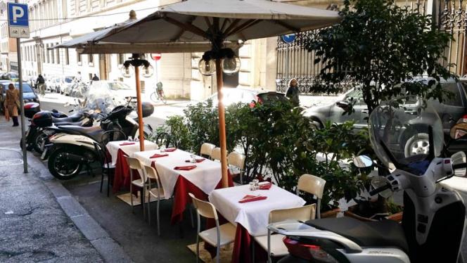terrazza - Il Grillo Brillo, Rome