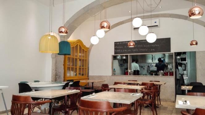 Sala - Ao 26 Vegan Food Project, Lisboa