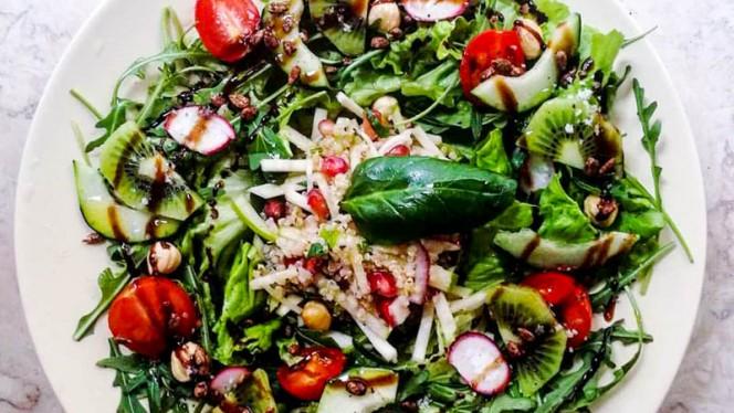 Sugestão do chef - Ao 26 Vegan Food Project, Lisboa