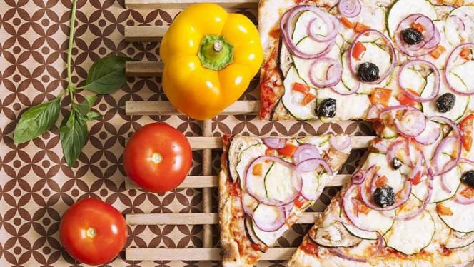 Suggestion - Le Piano des Pizzas Chez Maza, Bordeaux