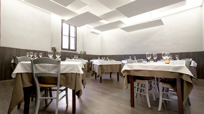 La sala - Manna, Milan