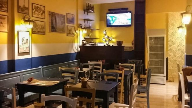 sala - Taqueria El Pueblito Tacos y Tequila, Rome
