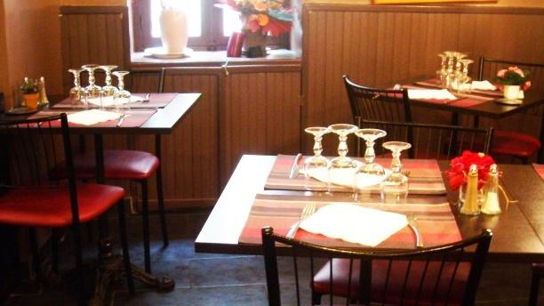 Salle du restaurant - Restaurant Midi Pile, Marseille
