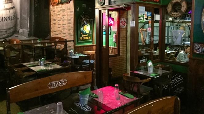 Interno - Titanic Pub, Rome