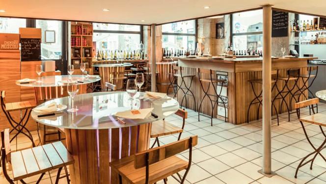 Vue de la salle - Café Comptoir Des Sens - CDS, Lyon