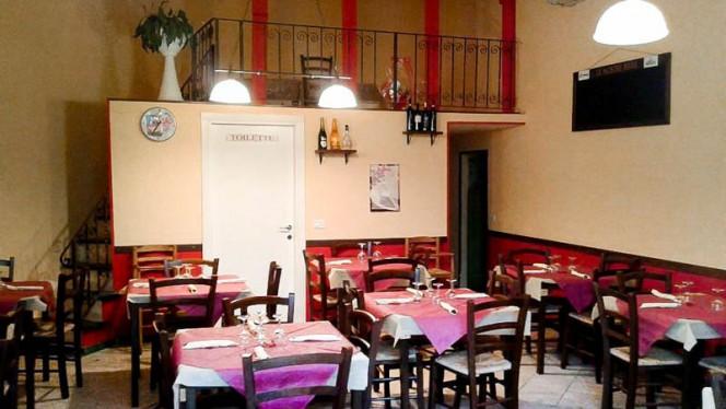 La sala - La Rotonda, Grosseto