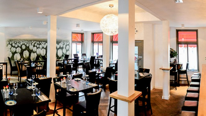 restaurantzaal - Chique en Simpel, Lisse