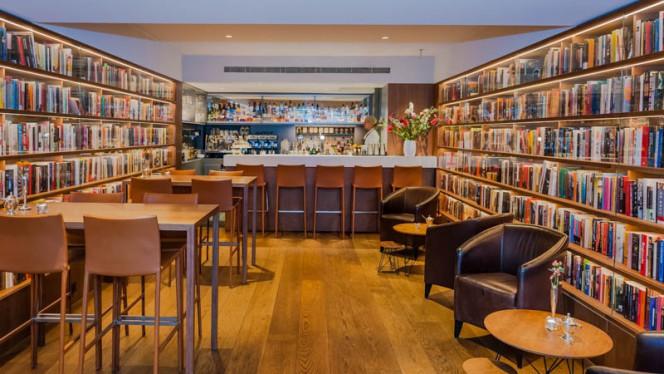 Library Bar - Brasserie Ambassade, Amsterdam