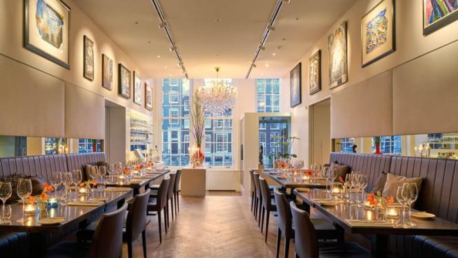 Restaurant - Brasserie Ambassade, Amsterdam