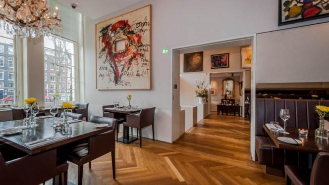 Wolvecamp Lounge - Brasserie Ambassade, Amsterdam