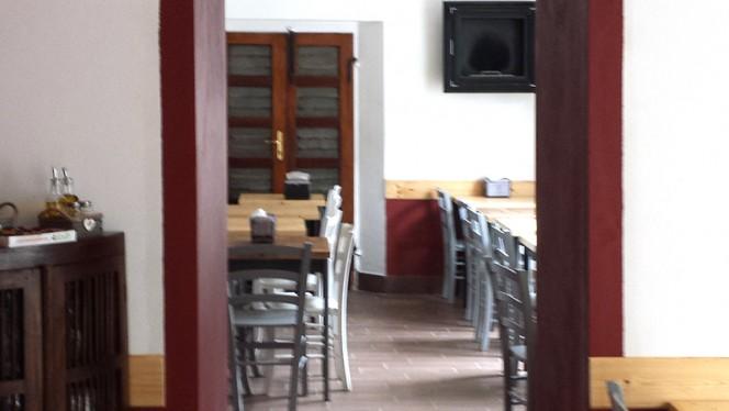 Sala - Osteria Borgo Marina, Rimini