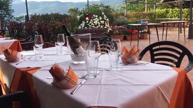 Terrazza - Il Signorino, Pistoia