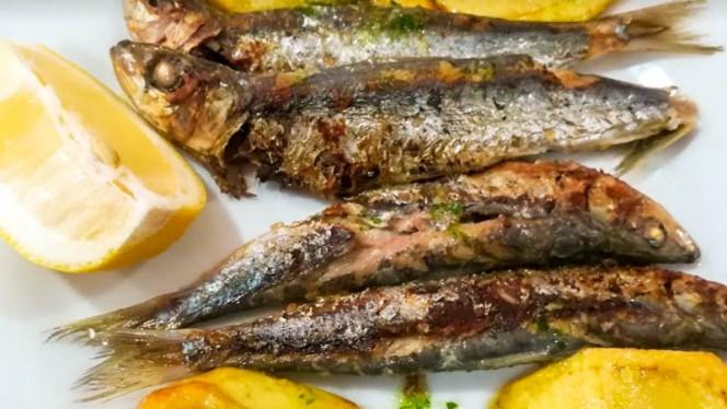 Sugerencia del chef - Venta Vista Alegre, Santa Pola