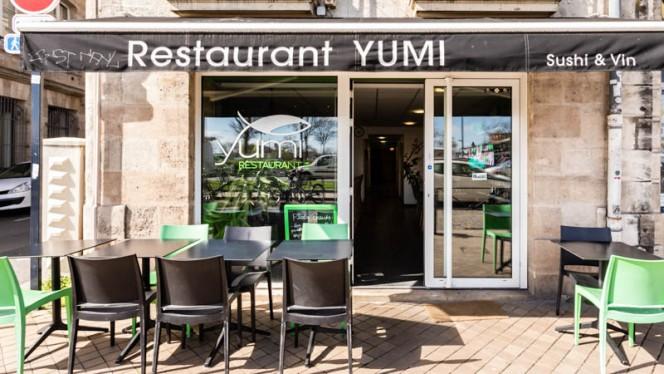 Entrée - Yumi, Bordeaux